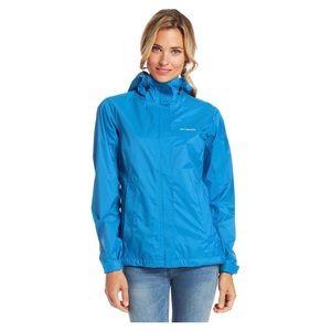 Columbia Women's Trail Turner Shell Jacket NWOT